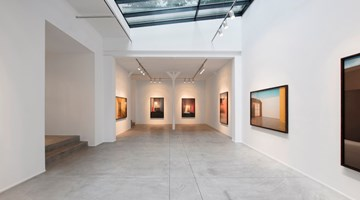 Templon contemporary art gallery in Brussels, Belgium