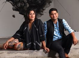Prateek and Priyanka Raja: Gallery as Incubator