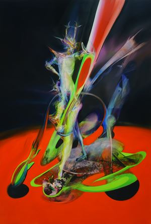 The Solid Hoof of Phantom Politics by Ruben Pang contemporary artwork