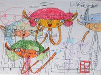 Ohne Titel by Shintaro Miyake contemporary artwork works on paper