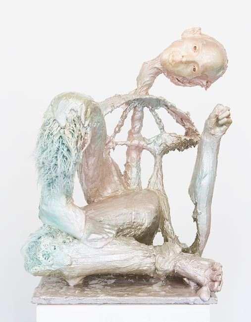 Tangled Peace by Cajsa von Zeipel contemporary artwork