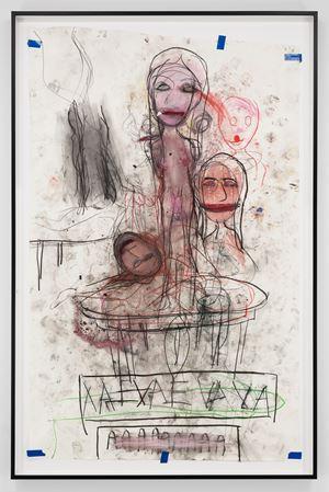 A&E, AAEVAE VAVA, Santa Anita session by Paul McCarthy contemporary artwork