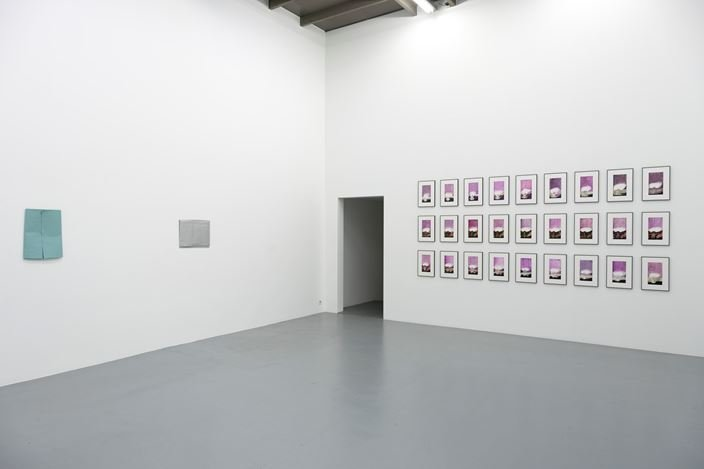 Exhibition view: Group Exhibition, Works on Paper, Zeno X Gallery, Antwerp (29 January–14 March 2020). Courtesy Zeno X Gallery.