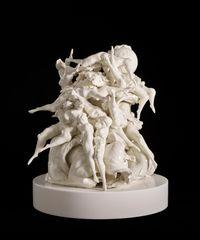 Balance by Rachel Kneebone contemporary artwork sculpture