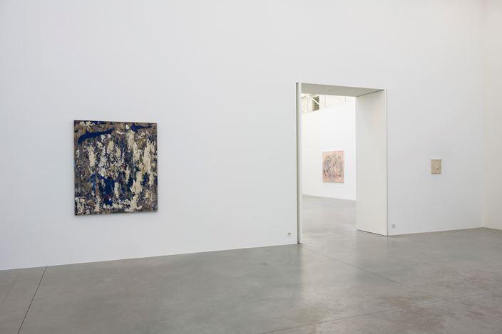 Exhibition view:Marina Rheingantz,Madrigal, Zeno X Gallery, Antwerp (10 March–24 April 2021). Courtesy Zeno X Gallery. Photo:Peter Cox.
