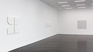 Contemporary art exhibition, Prabhavathi Meppayil, b/seven eighths at Esther Schipper, Berlin
