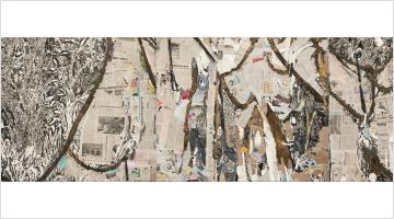Contemporary art exhibition, Chen Yujun, Each Single Oneself 每个自己 at Arario Gallery, Seoul, South Korea