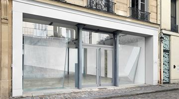 Lévy Gorvy contemporary art gallery in Paris, France