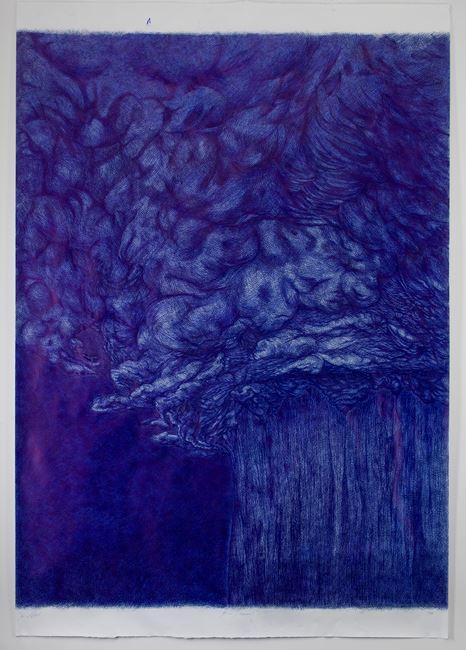 Berlin/ Tornado's - (VI) by Jan Fabre contemporary artwork