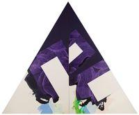 Plum Nellie Split, November Reason #2 by Robert Reed contemporary artwork painting