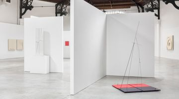 Contemporary art exhibition, Francis Dusepulchre, Le Langage Des Ombres (retrospective) at La Patinoire Royale – galerie Valérie Bach, Brussels, Belgium
