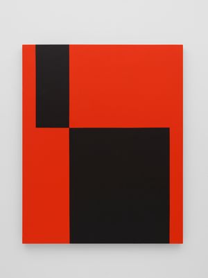 What it Takes by Carmen Herrera contemporary artwork