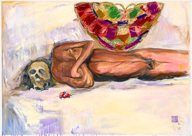 Riddle by Fu-sheng Ku contemporary artwork