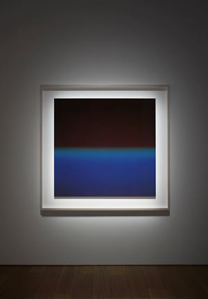 Opticks 018 by Hiroshi Sugimoto contemporary artwork