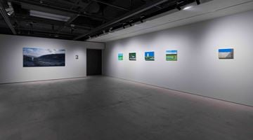 Contemporary art exhibition, Naoya Inose, Romantic Depression at The Club, Tokyo, Japan