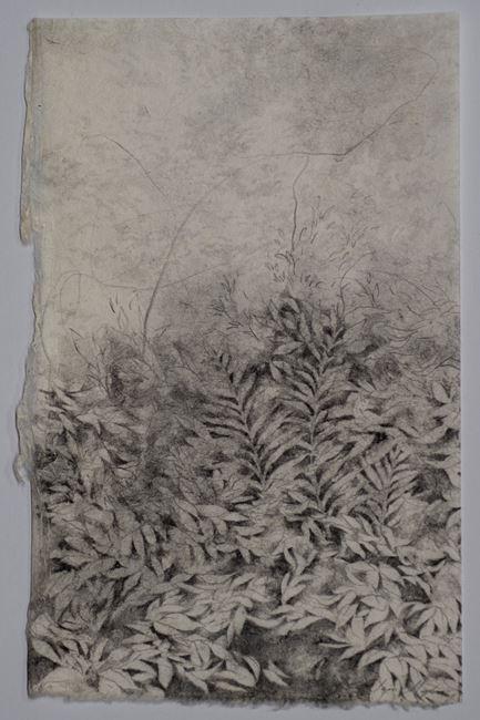 i. Grass Pillow by Jem Magbanua contemporary artwork