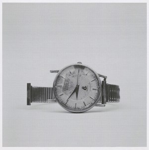 """""""Father 1927.12.03 - 2010.08.27"""", at eight o'clock fifty-one minutes and fifteen seconds by Li Lang contemporary artwork"""