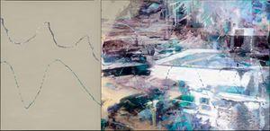Bridge of Melody by Leo Wang contemporary artwork