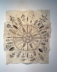 Memories by Cora-Allan Wickliffe contemporary artwork mixed media