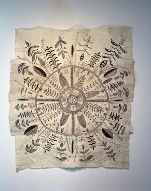 Memories by Cora-Allan Wickliffe contemporary artwork