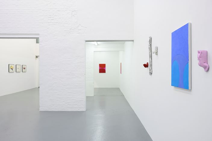 Exhibition view: Group exhibition, Zeno X Gallery, Antwerp (18 September–19 October 2019). Courtesy Zeno X Gallery.
