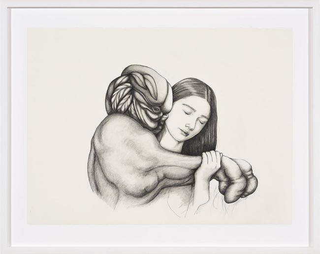 Entwined Affection by Patricia Piccinini contemporary artwork