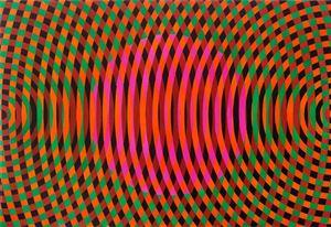 Sonic Fragment No. 58 by John Aslanidis contemporary artwork