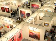 A Positive Start For Art Taipei 2013