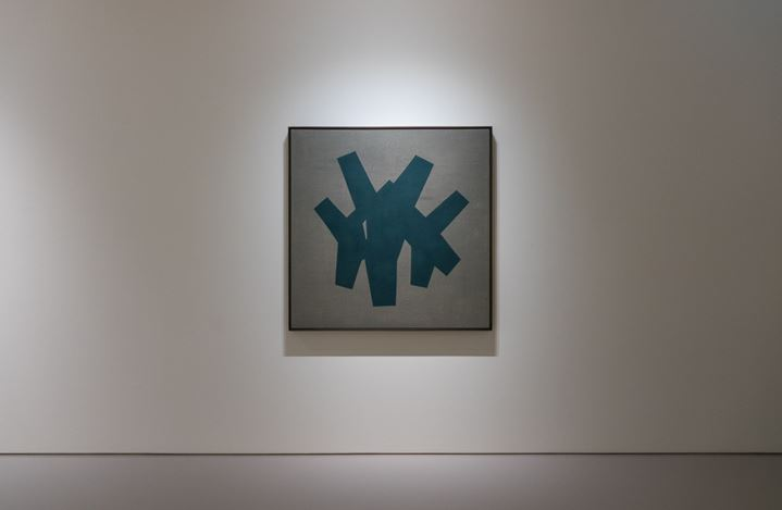 Exhibition view:Wu Tung-Lung, Eslite Gallery, Taipei (10 October–8 November 2020). Courtesy Eslite Gallery.