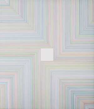 Mondrausch ⽉月球噪聲 by Peter Peri contemporary artwork