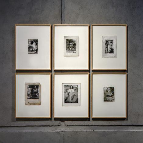 Exhibition view:Miroslav Tichý, Room #6, Kewenig, Berlin (2–30 June 2021). Courtesy Kewenig.