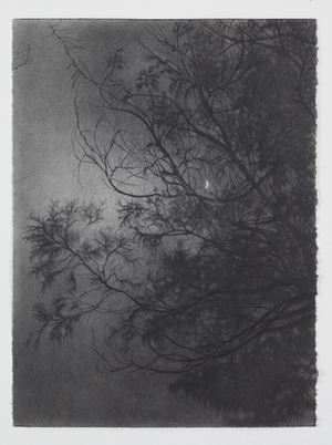 Verse of a Night #2 by Han Jin contemporary artwork