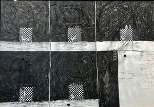 Room-5 by Rae Sim contemporary artwork
