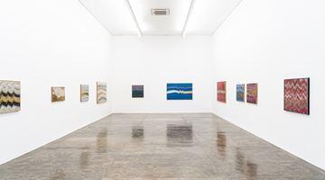 Contemporary art exhibition, Abraham Palatnik, Obras Recentes e Pontuações Históricas at Galeria Nara Roesler, São Paulo