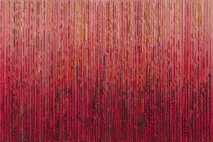 Post Conjunction 2011-49 by Ha Chong-Hyun contemporary artwork