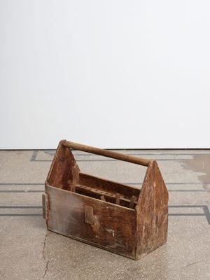 Emic Etic (ii) by Zac Langdon-Pole contemporary artwork