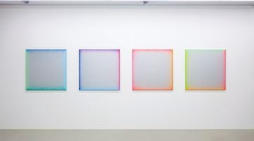 Contemporary art exhibition, Heewon Oh, Iridescent Fog at Jason Shin, Seoul