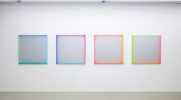 Contemporary art exhibition, Heewon Oh, Iridescent Fog at One Four, Gyeonggi-do