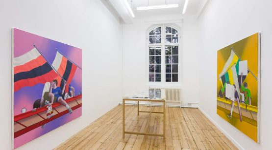 11 Oct–18 Dec 2021 Thomas Eggerer contemporary art exhibition