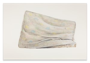 Metro Mattress #9 by Ed Ruscha contemporary artwork