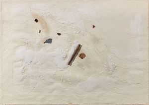 Senza titolo by Pier Paolo Calzolari contemporary artwork