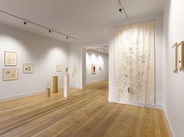 """Patricia Dreyfus<br><em>Lettre à moi-même #2</em><br><span class=""""oc-gallery"""">Galerie Albrecht</span>"""