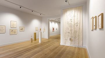 Contemporary art exhibition, Patricia Dreyfus, Lettre à moi-même #2 at Galerie Albrecht, Berlin, Germany