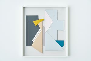 The waste of my time, Composition #13 by Mateo López contemporary artwork