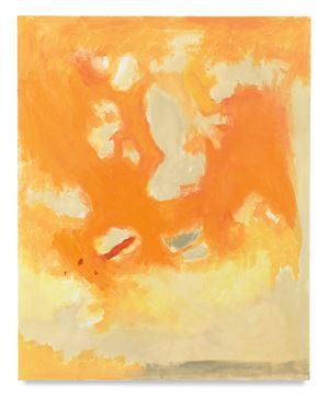 Untitled #3 by Esteban Vicente contemporary artwork
