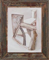 Crooked House No.160522 错屋 No.160522 by Chen Yujun contemporary artwork painting