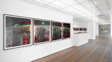 Contemporary art exhibition, Chen Nong, Climbing to the Moon at Reflex Amsterdam