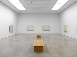 Park Seo-Bo, Ecriture 1967-1981, White Cube Mason's Yard, London