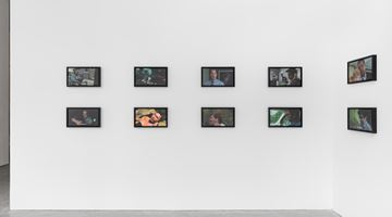 Contemporary art exhibition, Allan McCollum, EVERYTHING IS GOING TO BE OK at Galerie Thomas Schulte, Berlin, Germany