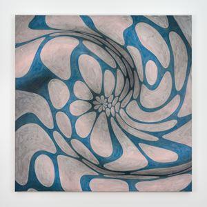 Flush by Peter Schuyff contemporary artwork